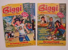 Biggi (Bastei, Gb.) Nr. 1-180 zus. (Z1)