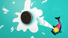Oreo Wonderfilled on Behance
