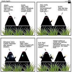 -Cinta Sejati- . Rasulullah shallallahu alaihi wa sallam bersabda: . . Biasanya seorang wanita itu dinikahi karena empat alasan: karena harta kekayaannya kedudukannya kecantikannya dan karena agamanya. Hendaknya engkau menikahi wanita yang taat beragama niscaya engkau akan bahagia dan beruntung. (Muttafaqun alaih) . Dan pada hadits lain beliau bersabda:  . Bila ada seorang yang agama dan akhlaqnya telah engkau sukai datang kepadamu melamar maka terimalah lamarannya. Bila tidak niscaya akan…