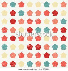 Pixelated Deer With Triangles Overlay Stock-Vektorgrafik - Illustration 197388887 : Shutterstock
