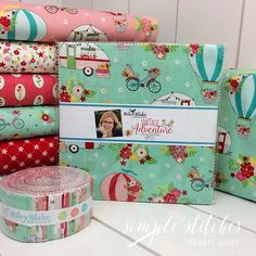 Wonderful Choose the Right Fabric for Your Sewing Project Ideas. Amazing Choose the Right Fabric for Your Sewing Project Ideas. Easy Sewing Projects, Quilting Projects, Sewing Hacks, Sewing Ideas, Camper Fabric, Patchwork Fabric, Quilting Fabric, Baby Fabric, Jellyroll Quilts