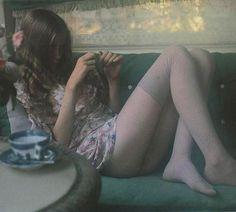 Resting by David Hamilton