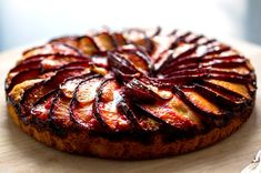 Olive Oil Plum Cake Recipe - NYT Cooking