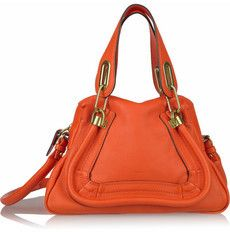 Chloé The Paraty Small leather bag on bagservant.co.uk
