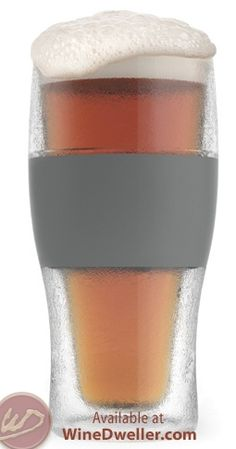 GREAT Holiday gift! Host Freeze Cooling Pint Glasses...