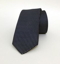 Dark Blue Mens Tie 6 cm (2,36 #handmadeatamazon #nazodesign