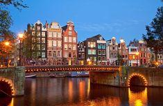 Brouwersgracht (Amsterdam, Países Bajos) - Las calles más bonitas del mundo