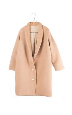 Oversized Coat | Sold Out