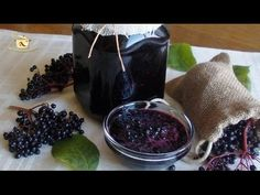 (10) Dulceata din fructe de soc ~ ReteteAngela - YouTube Blackberry, Acai Bowl, Breakfast, Food, Youtube, Canning, Romanian Recipes, Acai Berry Bowl, Breakfast Cafe