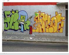 Osgemeos - Sao Paulo
