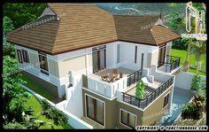 ออกแบบบ้านที่จะทำให้ประหยัดพลังงาน