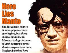 Here lies #Manto   Celebrating Sadat Hassan Manto's birth centenary    http://www.livemint.com/2012/05/04193207/Here-lies-Manto.html