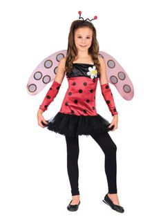 Lovely Lady Bug Ballerina