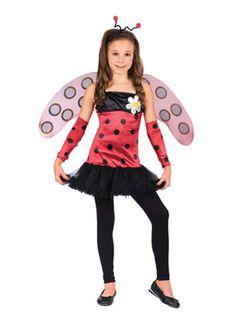 Lovely Lady Bug Ballerina