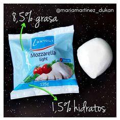 Dieta Dukan en Instagram: mozzarella apta Dukan en Lidl Lidl, Mozzarella, Menu Dieta, Snack, Keto, Instagram, Food, Fitness, Shopping