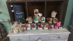 Soy Candles, Hemp seed oil handcrafted soap & sugarscrubs available at Zoë's Place