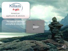 How Americans may app | Killam Fellowships