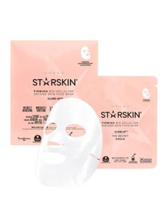 Starskin Close-Up Firming Bio-Cellulose Second Skin Face Mask The New School, New School Year, Pocket Pattern, Diy Face Mask, Face Masks, Survival Skills, Survival Guide, Face Skin