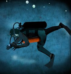 Why training and experience can help you keep your head while tech diving