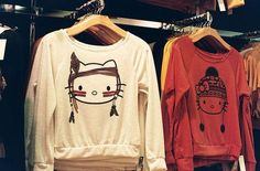 Who says Hello Kitty is only for children? Very cute *-*
