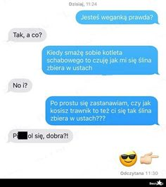Dobre Hahaha Hahaha, Polish Memes, Weekend Humor, Funny Mems, Happy Photos, Funny Text Messages, Cute Comics, Life Humor, Wtf Funny