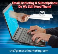 """""""Email Marketing and Subscriptions – Do We Still Need Them?"""" Leads Generation. Opt-ins. Subscribers. Mailing Lists. These were the buzz words in marketing when I was building the online platform for my company back in 2007. But in today's world, is it possible that EMAIL MARKETING IS DEAD? Today I take a look at the stats, share my own experience, and ask YOU to contribute your own opinions to help me get some added insights for my upcoming book on ethical marketing through blogging."""