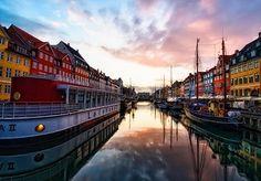 Zentral gelegenes Hotel am Hafen von Kopenhagen - inklusive Frühstück