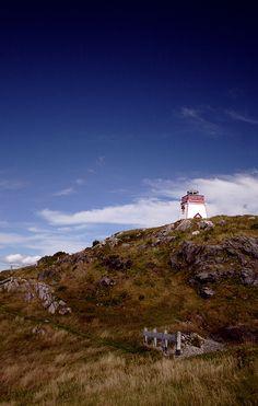 #Lighthouse at Trinity - Trinity, Newfoundland, #Canada   -   http://dennisharper.lnf.com/