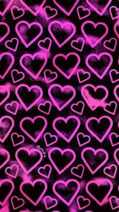 By Artist Unknown. Cocoppa Wallpaper, Star Wallpaper, Pink Wallpaper Iphone, Best Iphone Wallpapers, Butterfly Wallpaper, Locked Wallpaper, Cellphone Wallpaper, Colorful Wallpaper, Aesthetic Iphone Wallpaper