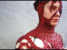 Spider-Man, The Making of the Spidey Suit for Tobey Maguire - YouTube