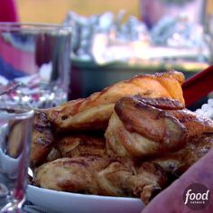 Make Trisha Yearwood's Barbecued Chicken for your next family get together!