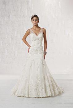 Brides: kathy ireland for Mon Cheri : 231204