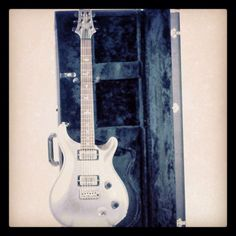 Paul Reed Smith Custom 22 Electric Guitar Semi Hollow w/coil tap-Platinum