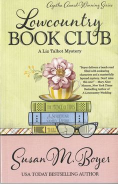 "#BOOKREVIEW ""Lowcountry Book Club,"" by Susan Boyer. Henery Press"