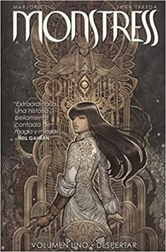 Monstress 1. Despertar COM(EU) LIU mon 1