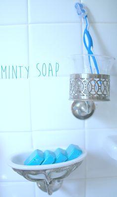 Minty soap2