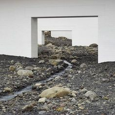 Olafur Eliasson's Riverbed was one of our top installations of 2014: http://www.dezeen.com/2014/12/27/top-10-design-installations-2014/ …