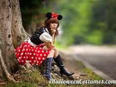 BLACK BOOTS I HAVE minnie mouse costume » Halloween Costumes 2013