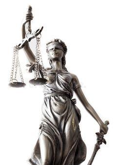 Statue of justice on white stock image. Image of lady - 54734015 Justitia Tattoo, Guerrero Tattoo, Lady Justice Statue, Realistic Tattoo Sleeve, Ancient Greek Sculpture, Greek Statues, Mujeres Tattoo, Libra Tattoo, Statue Tattoo