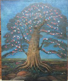 widayat, Roosting Tree. 140x168