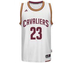 1a94b0e4c Lebron James Cleveland Cavaliers 23 NBA Swingman Weißes Trikot