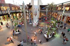 La Maquinista (good shopping mall) - Barcelona, Spain