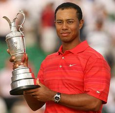 Awesome Tiger Woods Photos pic #Tiger #Woods