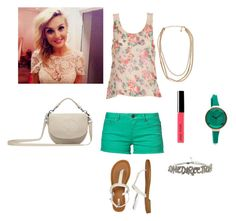 """""""Perrie Edwards <3"""" by solimar-barrios ❤ liked on Polyvore featuring ONLY, RumbaTime, H&M, Mulberry and Bobbi Brown Cosmetics"""