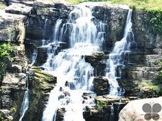 Ethipothala Waterfalls  http://www.hikeezee.com/explore/destinations/ethipothala-waterfalls-2578    #waterfalls #andhrapradesh