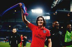 Champions League 2014/15 Round of 16 Leg 2: Cavani (Mar 11, 2015)