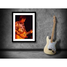 Dickey Betts Retro Rock and Roll by PostPorterPhotoworks on Etsy