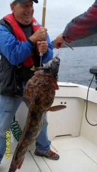 Fishing bonus!