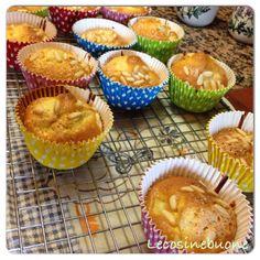 Tortine mele e pinoli http://lecosinebuone.wordpress.com/2014/10/08/tortine-mele-e-pinoli/