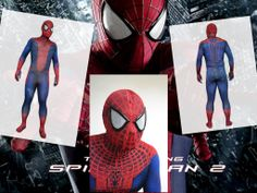 Cool The Amazing Spider-man Costume!